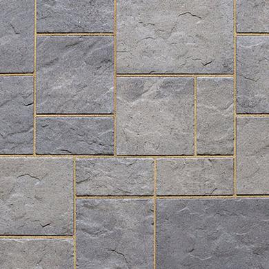 BLU 60MM (6'X13') SLAB SMOOTH SHALE GREY